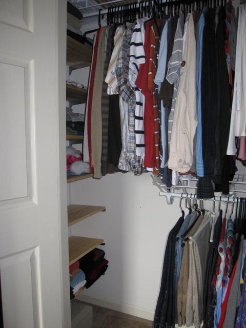 Old Closet (left)