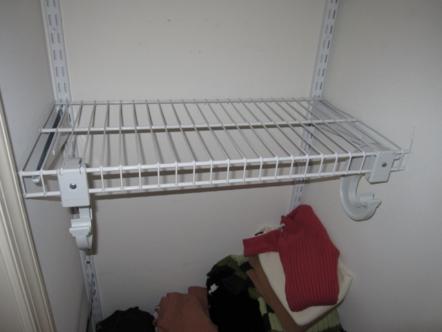 New Shelf (bottom)