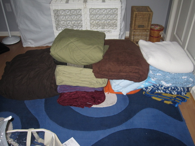 Blankets to fit