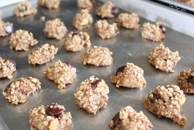 Apr 16 | 2 ingredient Cookies